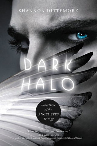 Dark Halo by Shannon Dittemore paperback - Treehouse Books and Gifts