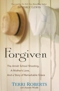 Forgiven by Terri Roberts paperback