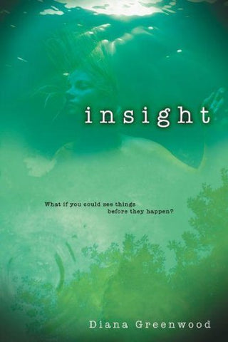 Insight by Diana Greenwood hardcover - Treehouse Books and Gifts