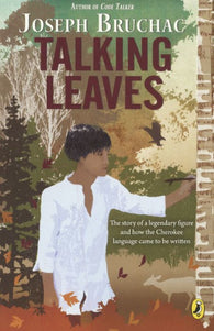 Talking Leaves by Joseph Bruchac hardcover - Treehouse Books and Gifts