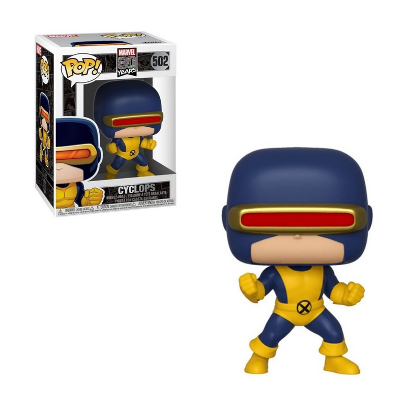 CYCLOPS MARVEL 80S -FUNKO POP