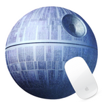 MOUSE PAD-DEATH STAR