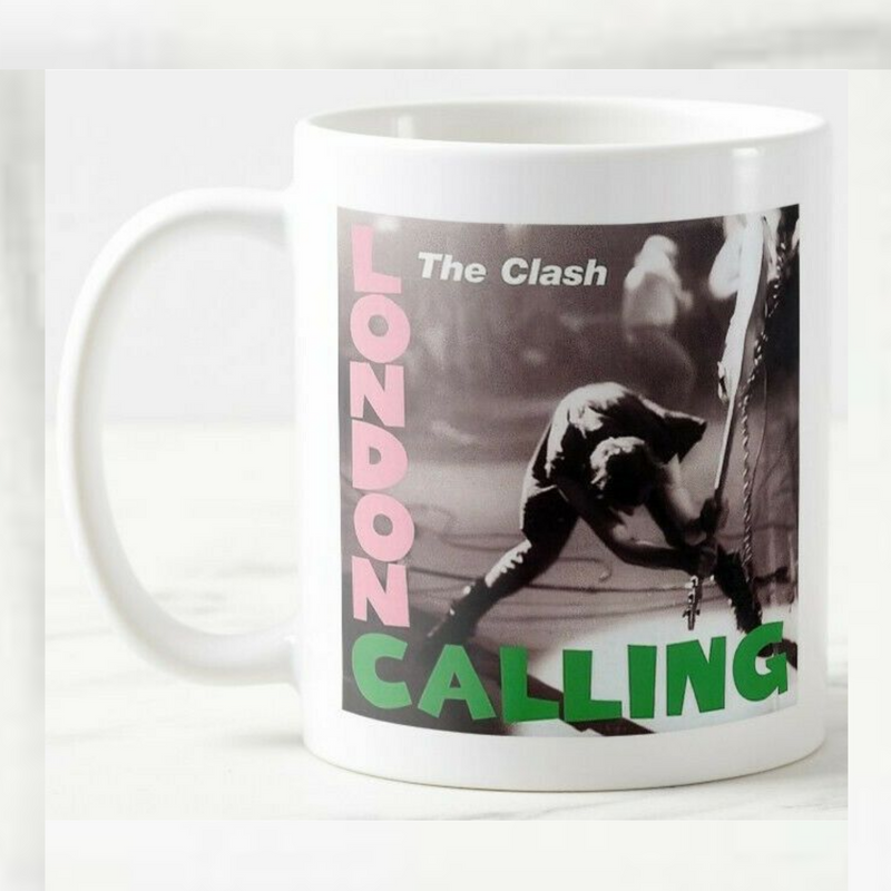 THE CLASH- TAZA