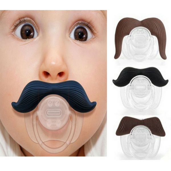 Baby Funny Mustache