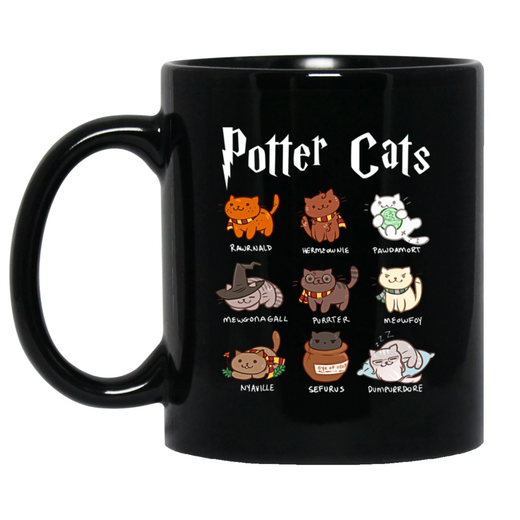 HARRY POTTER- TAZA