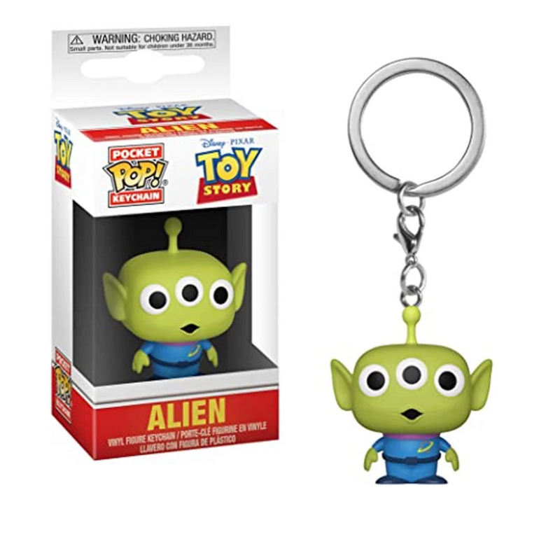 ALIEN TOY STORY-LLAVERO POP!