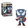 VENOMIZED CAPTAIN AMERICA -FUNKO POP