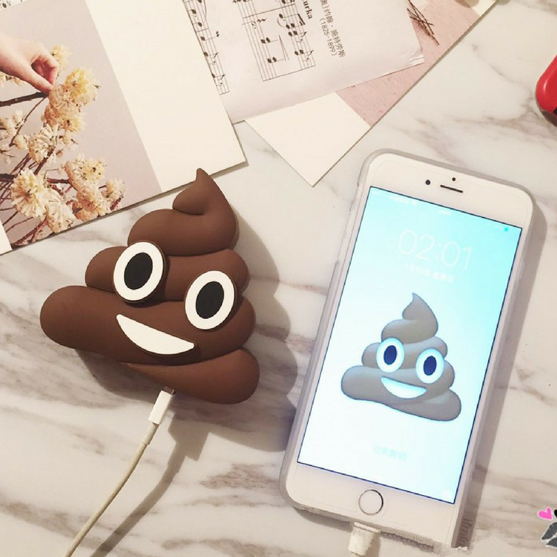 POOP POWER BANK