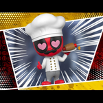 DEAD POOL - CHEF