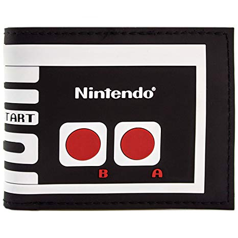 BILLETERA NINTENDO RETRO