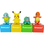POKEMÓN POP STEP SET X 4