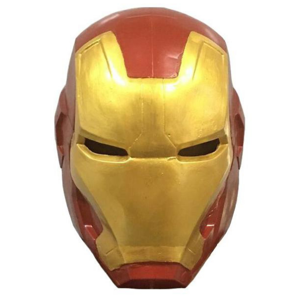 MÁSCARA IRON MAN