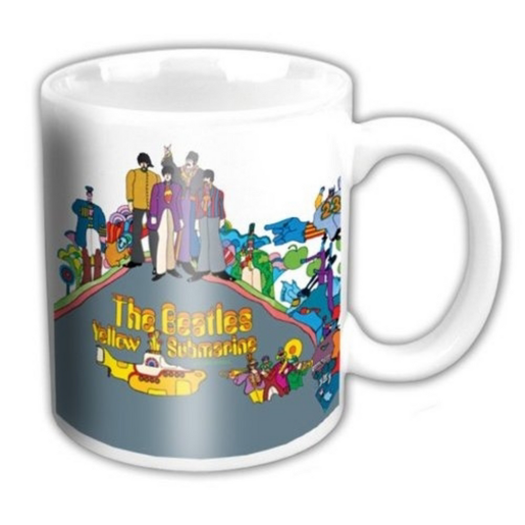 THE BEATLES YELLOY SUBMARINE - TAZA