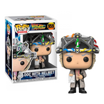 DOC BACK TO THE FUTURE -FUNKO POP