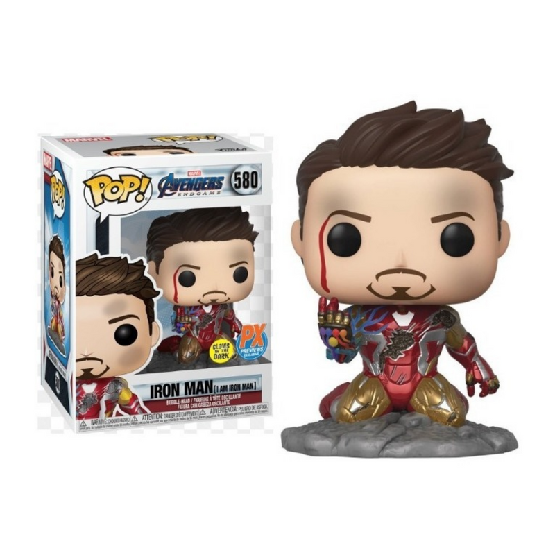 IRON MAN 580 -FUNKO POP