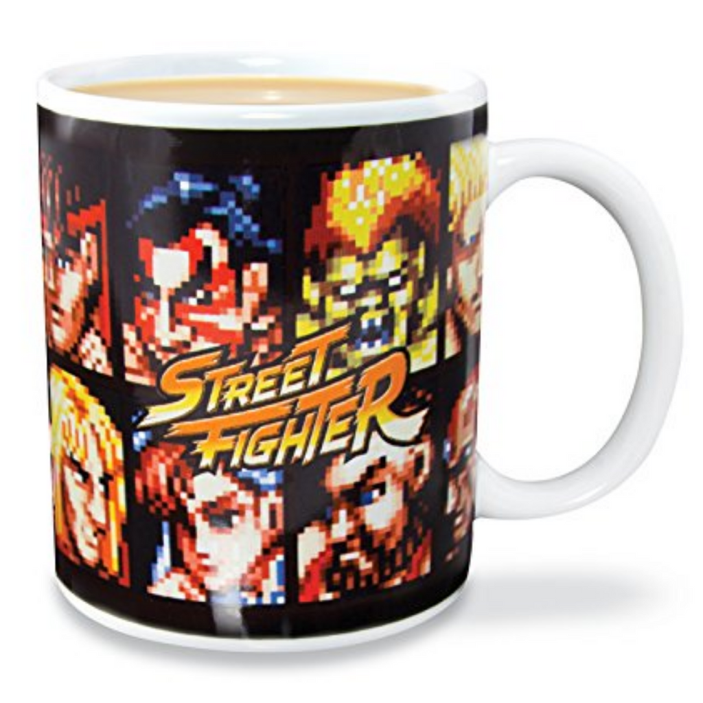 STREET FIGHTER- TAZA
