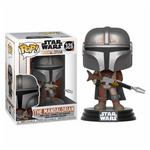 THE MANDALORIAN-FUNKO POP