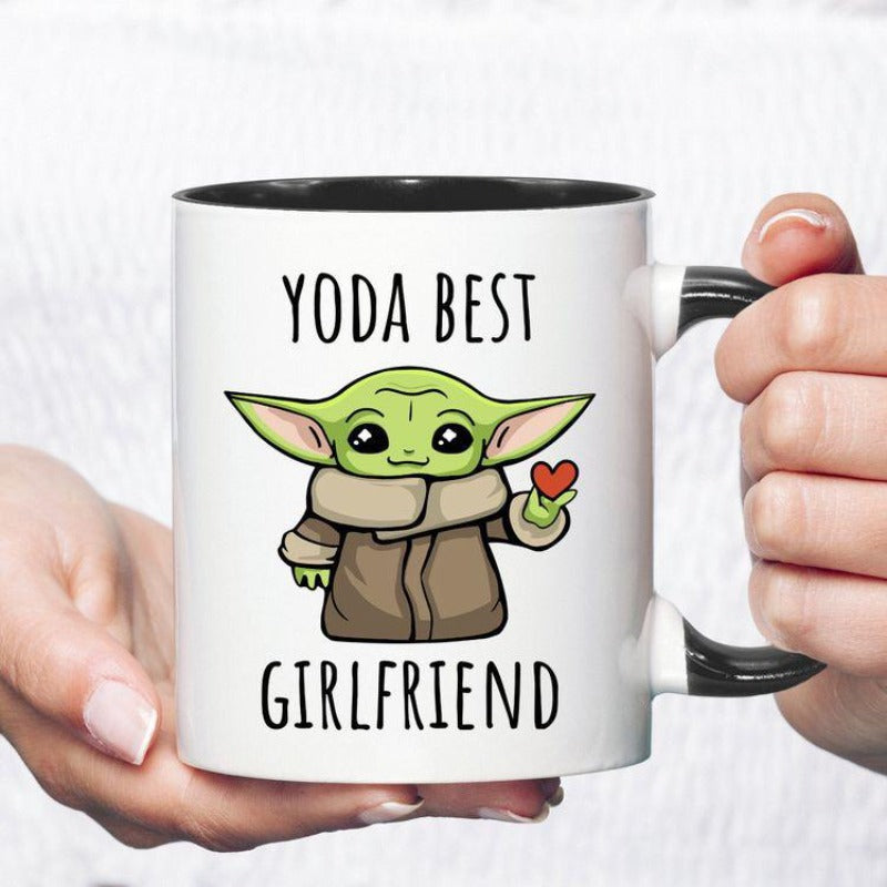 YODA BEST GIRLFRIEND