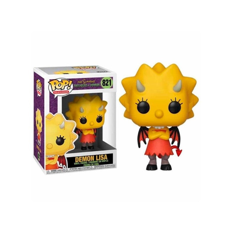 DEMON LISA FUNKO POP