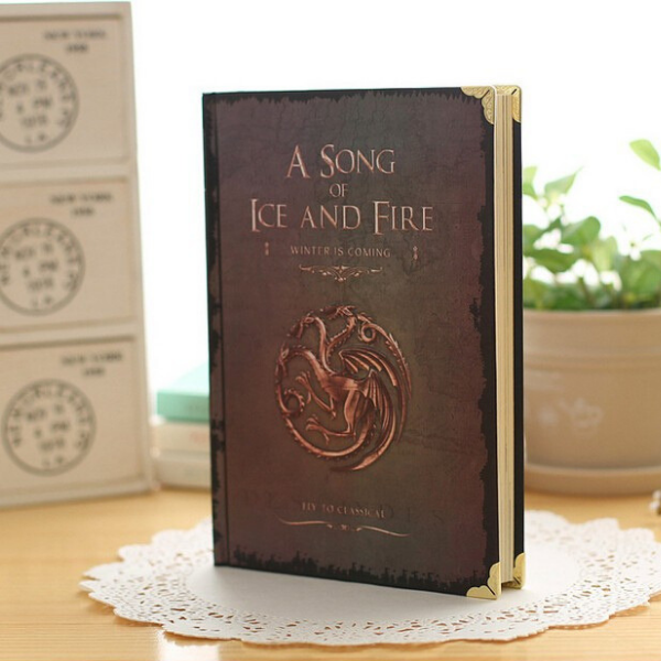 LIBRETA GAME OF THRONES