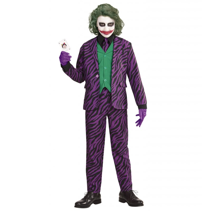MÁSCARA JOKER-BATMAN