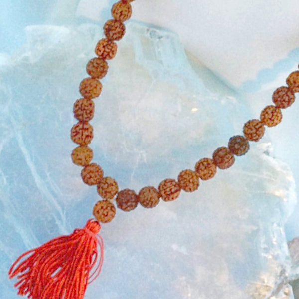 Rudraksha Mala - New Earth Gifts and Beads