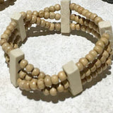 Wood Bracelet - New Earth Gifts