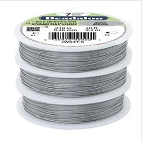 Beadalon Beading Wire 7 Strand Wire - New Earth Gifts