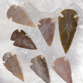 Agate Arrowhead Collections - New Earth Gifts