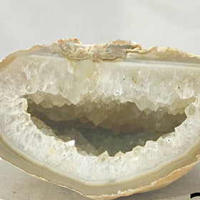 Agate Geode with Happy Face - Crystal Smiles | New Earth Gifts