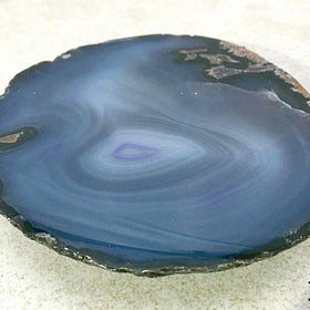 Natural Agate Thick Slabs from Brazil - New Earth Gifts