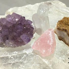 Healing Crystal Set - A+ Specimens For Sale New Earth Gifts