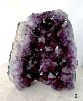 Amethyst XXL Druse - New Earth Gifts