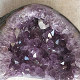 Amethyst Druse - Large Polished Cluster  | New Earth Gifts
