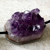 Amethyst Drusy Beads - New Earth Gifts and Beads