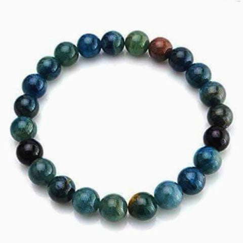 Apatite Power Bracelet for Inspiration and Creativity-8mm - New Earth Gifts