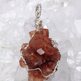 Aragonite Human Star Pendants - New Earth  Gifts