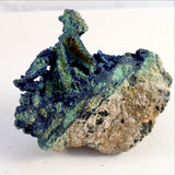 Azurite Malachite Mineral - Several Choices for Rock Collections - New Earth Gifts