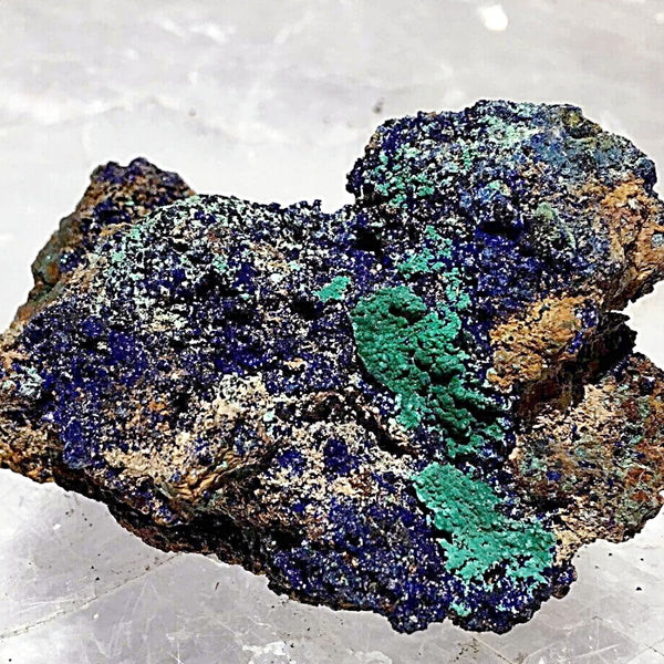 Azurite Malachite Mineral - Superior Quality -New Earth Gifts