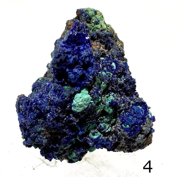 Azurite Malachite Mineral and Healing Crystal - New Earth Gifts