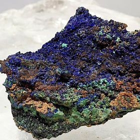 Azurite Malachite Specimen - New Earth Gifts