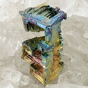Bismuth Specimen for Geology Collectors -. New Earth Gifts