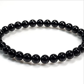 black tourmaline bracelet - new earth gifts