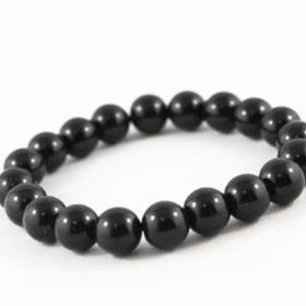 Black Onyx Power Bracelet 8mm - New Earth Gifts
