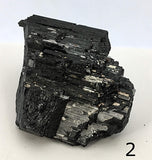 Black Tourmaline Large Chunky Specimen | New Earth Gifts
