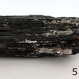 Black Tourmaline Raw Specimen | New Earth Gifts