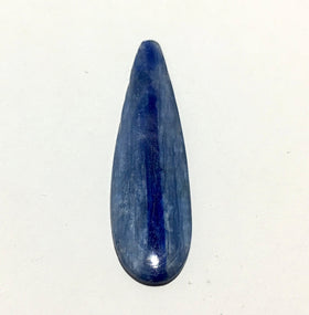 Blue Kyanite Long Cabochon | New Earth Gifts