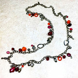"Beaded 36"" Extra Long Necklace - New Earth Gifts"