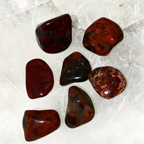 Breciated Jasper Tumbled Stone - New Earth Gifts