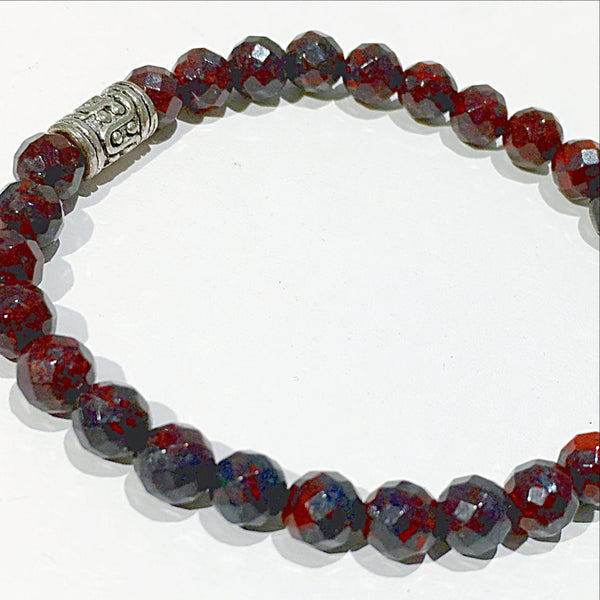 Breciated Jasper Power Bracelet - New Earth Gifts